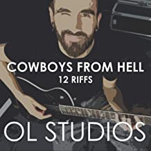 Cowboys from Hell (12 Riffs)