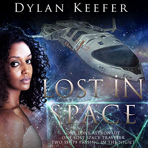 Lost in Space audiobook cover art
