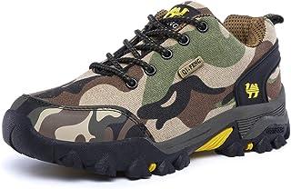 Scarpe da Trekking da Uomo Sneakers estive in Mesh Scarpe da Montagna Impermeabili Antiscivolo da Donna Calzature da Monta...