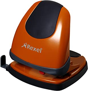 Rexel Easy Touch 230 Hole Punch - Orange