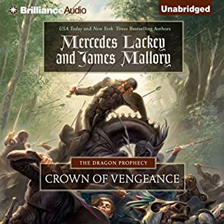 Crown of Vengeance cover art