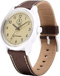 Q&Q Boys RP08J003Y Year-Round Analog Solar Powered White Watch