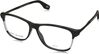 Marc Jacobs frame (MARC-298 807) Acetate - Metal Shiny Black - Matt Black
