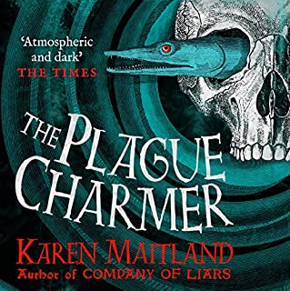The Plague Charmer                   By:                                                                                                                                 Karen Maitland                               Narrated by:                                                                                                                                 Jonathan Keeble                      Length: 14 hrs and 47 mins     181 ratings     Overall 4.3