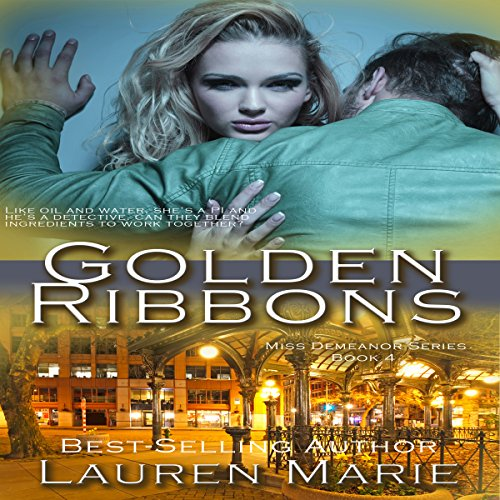 Golden Ribbons audiobook cover art