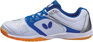Table Tennis Shoes - Groovy - Black, Blue, Navy, Pink, or White - Sizes 4.5-12 - Stylish High Performance Ping Pong Shoes