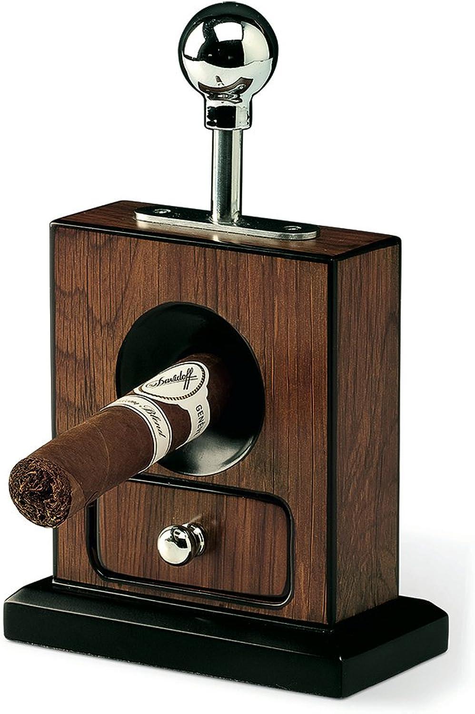 Egoist Zigarrenschneider Zigarrenabschneider Guillotine Tisch A Feder aus Holz B00UADBKME