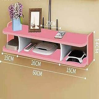 Huangwei Los estantes flotantes Creativo/de Pared Medios Caja/módem/Cable Set-Top Caja de la Consola/Consola/TV/Reproducto...