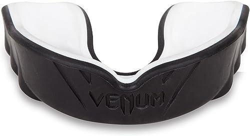 Venum Challenger Protège-dents Mixte Adulte, Noir/blanc, Taille Unique