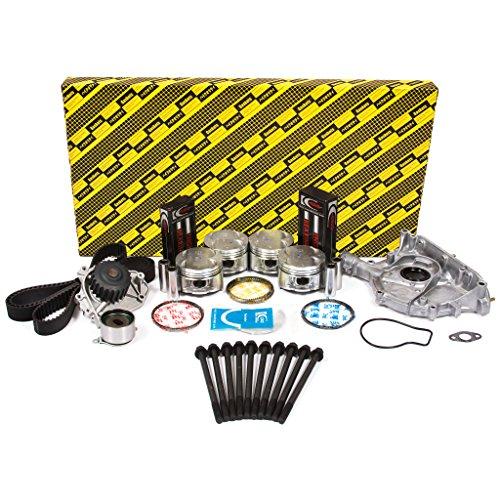 Evergreen OK4008AM/2/2/2 Fits 94-95 Acura Integra GS-R 1.8L DOHC B18C1 Master Overhaul Engine Rebuild Kit