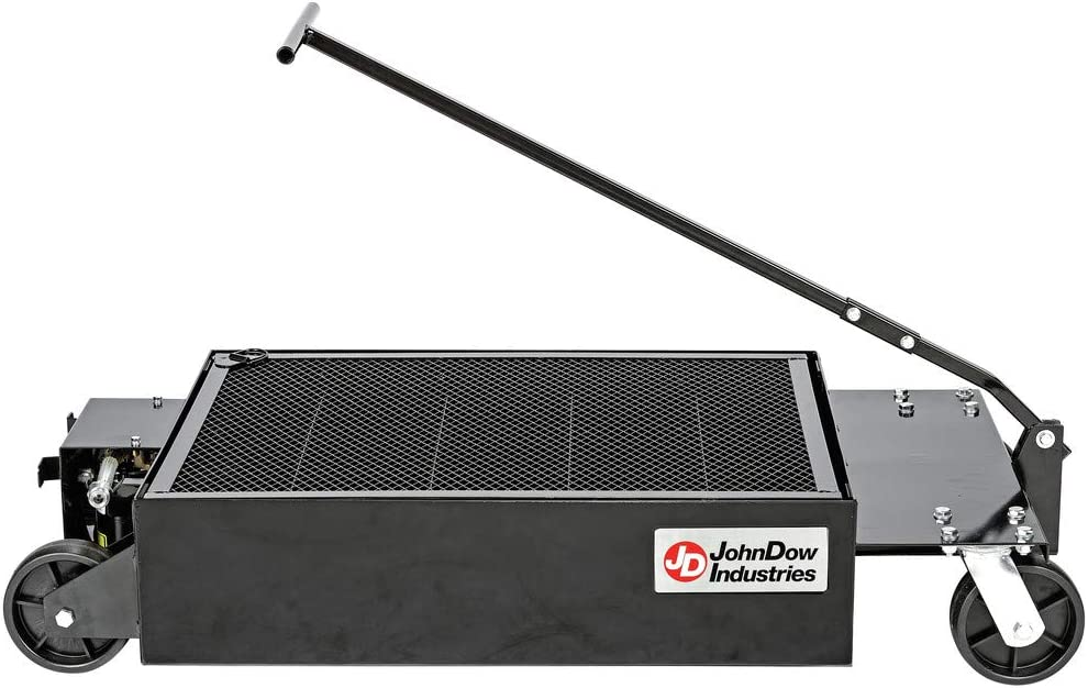 John Dow Dynamics A surprise price is realized LP5 25-Gallon Low-Profile W Cheap mail order specialty store Oil Drain Portable