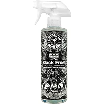Chemical Guys AIR_224_16 Black Frost Air Freshener and Odor Eliminator, 16 oz