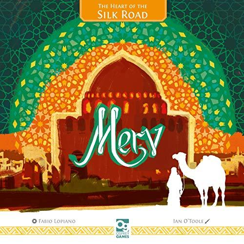 Osprey MERV: The Heart of The Silk Road