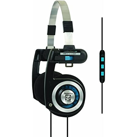 【国内正規品】KOSS オープン型オーバーヘッドヘッドホン KOSS Touch Control搭載 折りたたみ式 PORTAPRO KTC