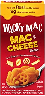 Wacky Mac Macaroni & Cheese, 5.5 Oz,Pack of 24