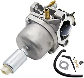 799727 Carburetor Carb Replacement with Overhaul Kit for Briggs & Stratton 14HP 15HP 16HP 17HP 18HP Models Replace # 791886 698620 690194 499153 498061