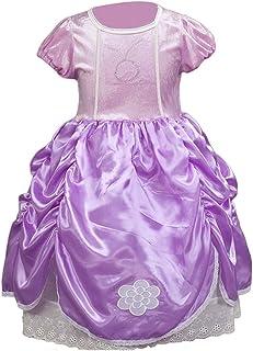 プリンセスドレス 子供 キッズ 子ども お姫様ドレス 女の子 なりきり キッズドレスちいさなプリンセス ソフィア