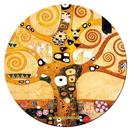 Taschenspiegel Gustav Klimt Lebensbaum