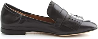 POMME D'OR Luxury Fashion Womens 1962NERO Black Loafers | Fall Winter 19
