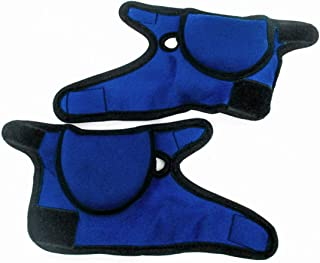 Trademark Innovations Weighted Kickboxing Boxing Hand Weight Gloves (2lbs. Each)