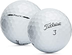 refinished golf balls for sale