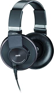 AKG K553 MKII-Y3 プロ用密閉型スタジオヘッドホン ヒビノ扱い正規輸入品 3年保証モデル