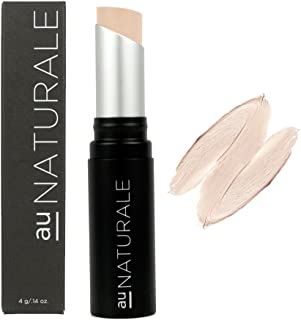 Au Naturale Organic Creme Concealer in Ecru - Vegan Cream Concealer | Made in USA