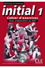 Initial: Cahier d'exercices DILF & CD audio Paperback