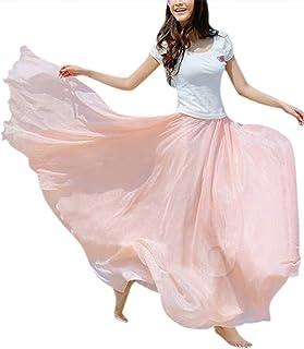 5f2b1198b Amazon.es: FEOYA - Faldas / Mujer: Ropa