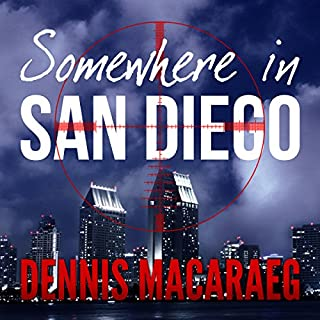Somewhere in San Diego cover art