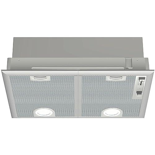 Bosch DHL545S hotte 400 m³/h Intégré E - Hottes (400 m³/h, Conduit/Recirculation, F, F, B, 62 dB)