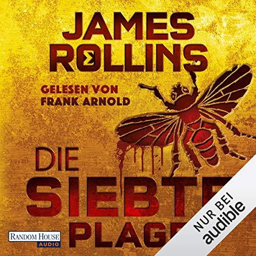 Die siebte Plage audiobook cover art