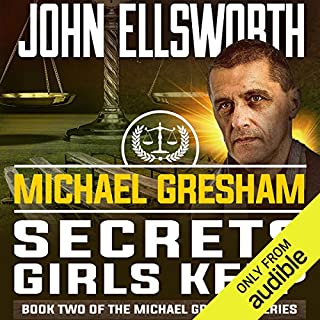 Michael Gresham: Secrets Girls Keep cover art