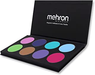Mehron Paradise Makeup AQ - 8-kleurenpalet - Pastel