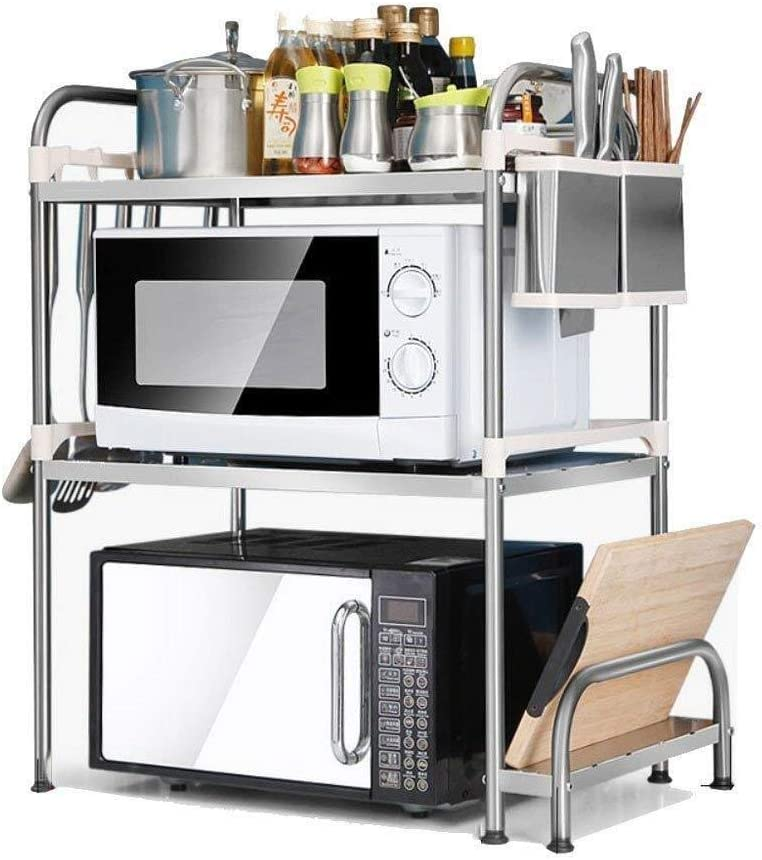 Beauty products Storage Rack Kitchen Shelves 3 Stain Layers Ranking TOP8 Thick Of Multi-layer