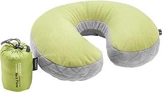 Cocoon Ultralight Air-Core Neck Pillow (Wasabi/Grey)