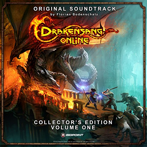 Drakensang Online - Collector's Edition, Vol. 1