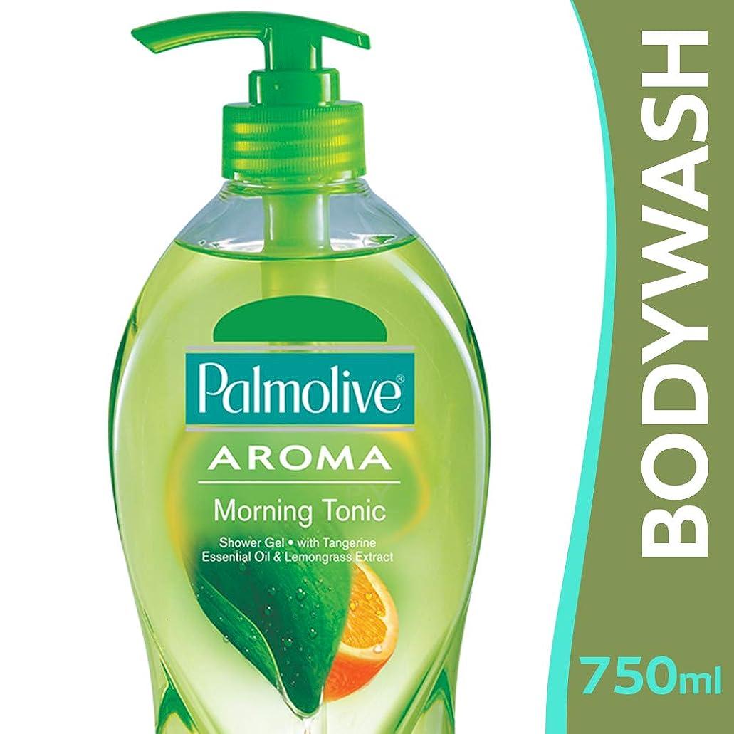 最高適用する第三【Palmolive】パルモリーブ アロマセラピーシャワージェル(モーニングトニック)750ml