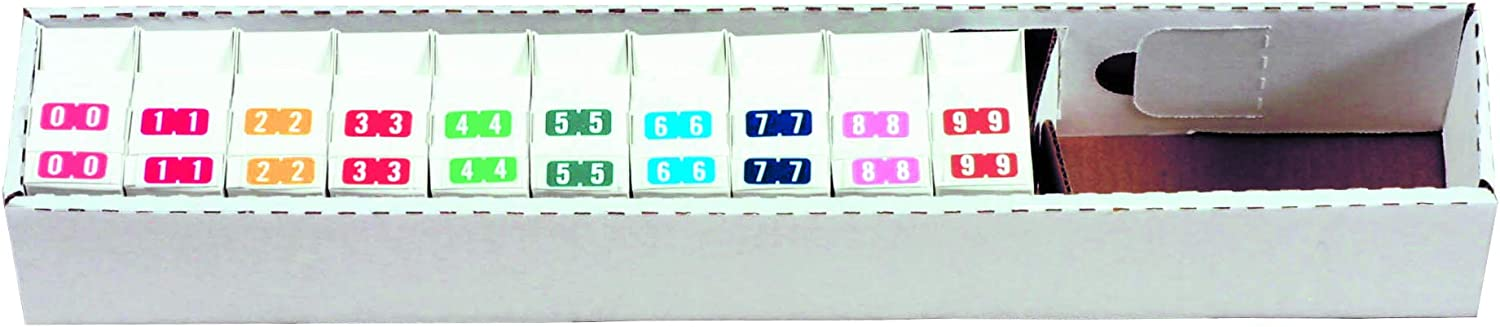 Doctor Stuff - File Folder Labels Set Max 68% Brand Cheap Sale Venue OFF Numbers of Complete 0-9