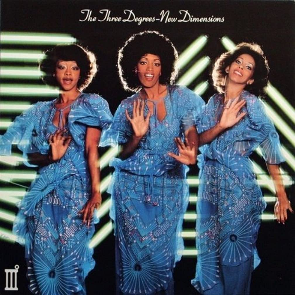 New Dimensions /  Three Degrees