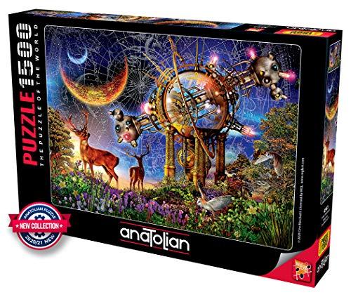 Anatolian Puzzle - Stargazer - 1500 Piece Jigsaw Puzzle #4563, Multicolor