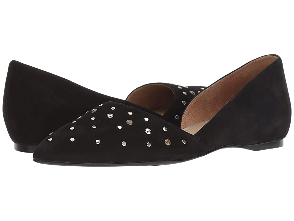 Naturalizer Samantha (Black Tumbled Nubuck) Women