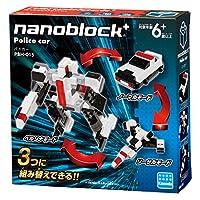 ナノブロックプラス パトカー PBH-015
