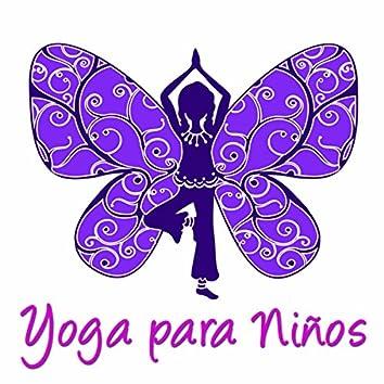 Yoga para Niños – Música Relajante para Yoga, Clases de Yoga para los Pequeños, Hatha Yoga y Relajación con Sonidos de la Naturaleza