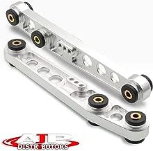 Ajp Distributors Rear Lower Control Arm Silver With Polyurethane Bushings For Integra/Civic