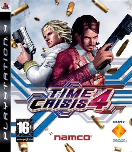 Sony Time Crisis 4 - PS3 videogioco