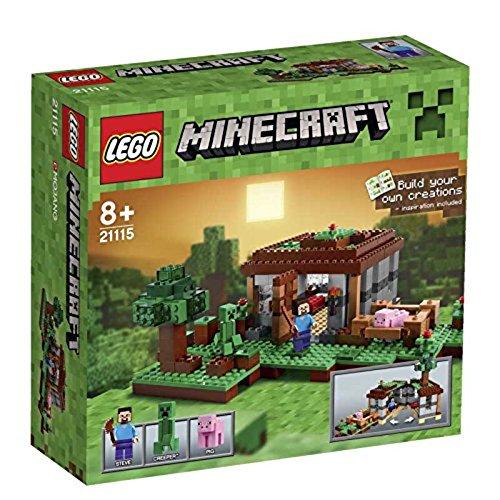 LEGO Minecraft 21115 - Steve's Haus