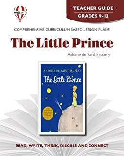 The Little Prince - Teacher Guide by Novel Units