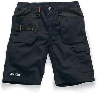 Scruffs T54659 Trade Flex Holster Shorts Black 38W