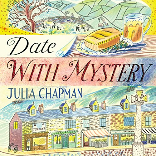 Date with Mystery cover art